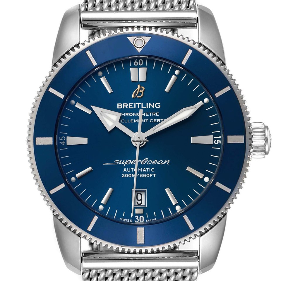 Breitling Superocean Heritage II 46 AB202016-C961-152A 2019 подержанные