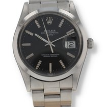 Rolex Oyster Perpetual Date Steel 34mm Black United States of America, New Hampshire, Nashua