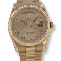 Rolex Day-Date 36 118238 Yellow gold 36mm