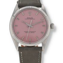 Rolex Air King Precision Steel 34mm Pink United States of America, New Hampshire, Nashua