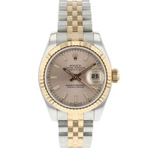 Rolex 179171 Or/Acier 2009 Lady-Datejust 26mm occasion