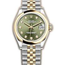 Rolex Datejust 278243 Unworn Steel 31mm Automatic United States of America, New York, New York