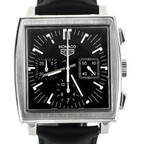 TAG Heuer Steel 38mm Automatic CS2111 pre-owned United States of America, Illinois, BUFFALO GROVE