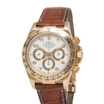 Rolex 16518 Yellow gold 1996 Daytona 40mm pre-owned United States of America, New York, Hartsdale