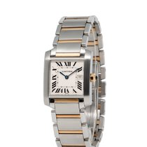 Cartier Tank Française Steel 25mm Silver United States of America, New York, Hartsdale