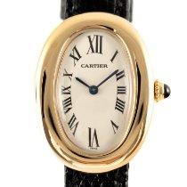 Cartier Baignoire Yellow gold 31mm