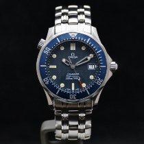 Omega Seamaster Diver 300 M Acier 36mm Bleu Sans chiffres France, Strasbourg