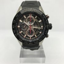 TAG Heuer Steel 45mm Automatic CAR2A1Z.FT6044 new