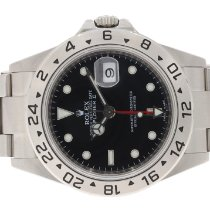 Rolex Explorer II Steel 40mm Black No numerals United Kingdom, London