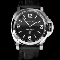 Panerai Luminor Base Logo Steel 44mm Black Arabic numerals South Africa, Pretoria