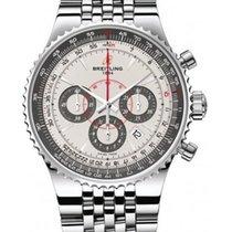 Breitling Montbrillant novo Automático Relógio com caixa original A23351A6/G741-445A