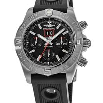 Breitling Blackbird new Automatic Chronograph Watch with original box A4436010/BB71-200S