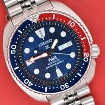 Seiko Steel 45mm Blue United States of America, Washington, Bellevue