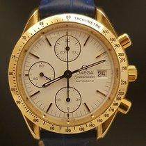 Omega Speedmaster usato 39mm Bianco Cronografo Data