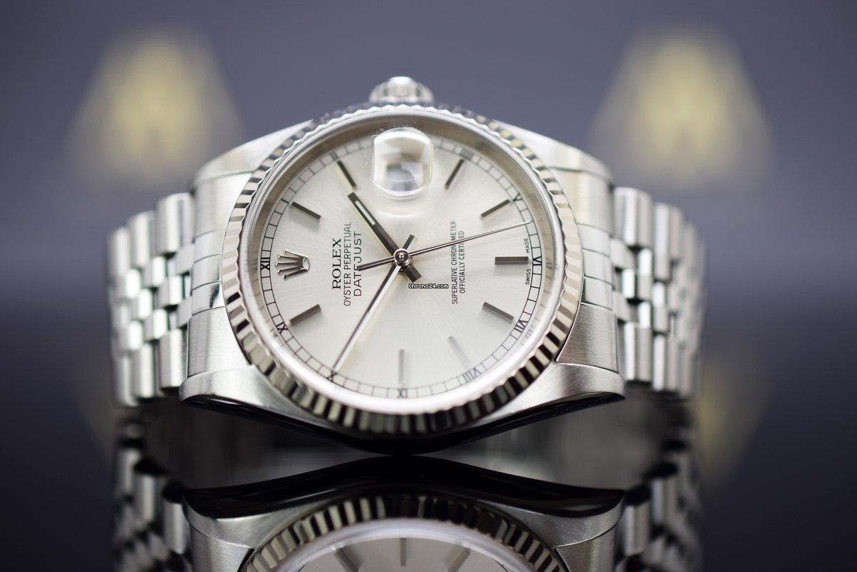 Rolex Datejust 16234 2003 gebraucht