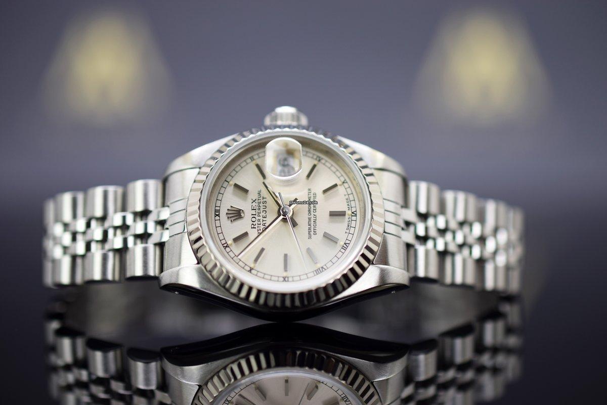 Rolex Lady-Datejust 69174 1989 gebraucht