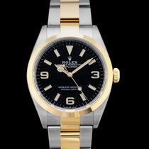 Rolex 124273-0001 Staal 2021 Explorer 36mm nieuw