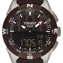 Tissot T-Touch Expert Solar Titanium 45mm Zwart