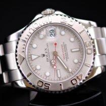 Rolex 168622 Çelik 2001 Yacht-Master 35mm ikinci el
