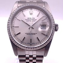 Rolex 16220 Steel 1988 Datejust 36mm pre-owned United States of America, New York, New York