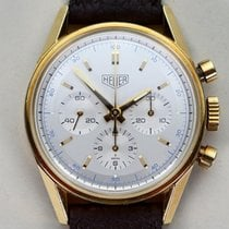 TAG Heuer Yellow gold 36mm Manual winding CS3140 pre-owned