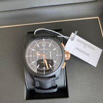 Jaeger-LeCoultre Master Compressor Chronograph Ceramic Ceramic 46mm Black Arabic numerals