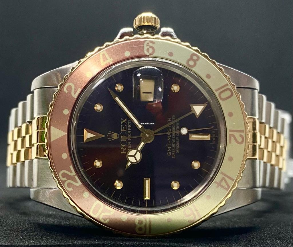 Rolex GMT-Master 16753 1985 pre-owned