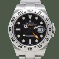Rolex 216570 Acciaio 2021 Explorer II 42mm nuovo Italia