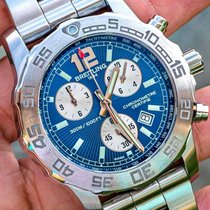 Breitling Colt Chronograph II Steel 44mm Blue United States of America, Texas, Plano