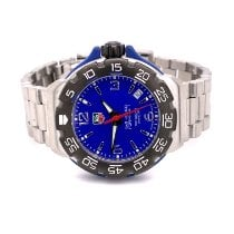 TAG Heuer Formula 1 pre-owned 35mm Blue Steel