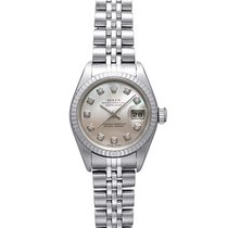Rolex 79174NG Or/Acier 2003 Lady-Datejust 26mm occasion