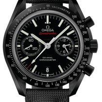 Omega Speedmaster Professional Moonwatch nuovo 2021 Automatico Orologio con scatola e documenti originali 311.92.44.51.01.003