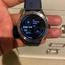 TAG Heuer pre-owned Connected