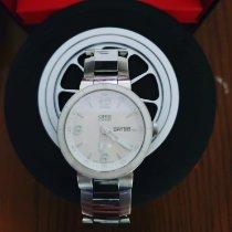 Oris TT1钢白色