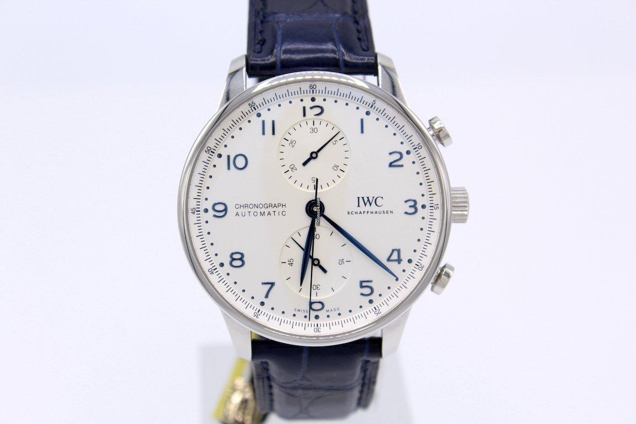 IWC Portuguese Chronograph IW371605 2021 nou