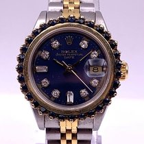 Rolex Lady-Datejust 69173 Good Gold/Steel 26mm Automatic United States of America, New York, New York