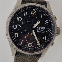 Oris Big Crown ProPilot Chronograph Steel 44mm Black Arabic numerals United States of America, Alabama, Washington