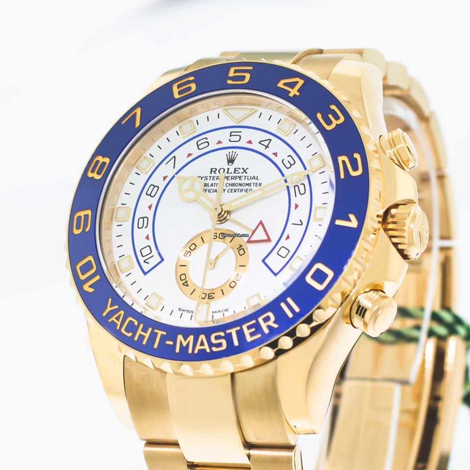 Rolex (ロレックス) ヨットマスター II 116688 2021 新品