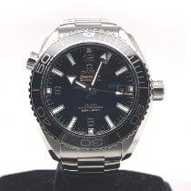 Omega Ceramic Automatic Black Arabic numerals 43.5mm new Seamaster Planet Ocean