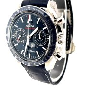 Omega Speedmaster Professional Moonwatch Moonphase new 2021 Automatic Chronograph Watch with original box and original papers 304.33.44.52.03.001