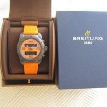 Breitling Cockpit B50 Titanium 46mm Orange Arabic numerals United States of America, Florida, PORT ST LUCIE