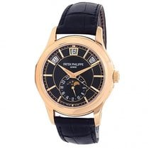 Patek Philippe 5205R-010 Rose gold 2010 Annual Calendar 40mm pre-owned United States of America, New York, New York