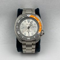 Seiko Prospex Steel 45mm Grey No numerals United States of America, Indiana, Fishers