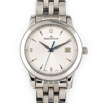 Jaeger-LeCoultre Steel 40mm Automatic 147.8.37.s pre-owned United States of America, Florida, Hollywood