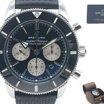 Breitling Superocean Heritage II Chronographe AB0162121B1S1 Bra Stål 44mm Automatisk