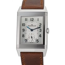 Jaeger-LeCoultre Reverso Classic Small Steel 27mm Arabic numerals United States of America, New York, New York