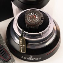 Audemars Piguet Royal Oak Offshore Chronograph Carbon 44mm Black Arabic numerals United States of America, California, Irvine