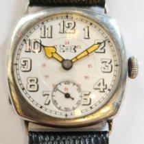 Chopard Silver Manual winding White Arabic numerals 32x32mm pre-owned L.U.C