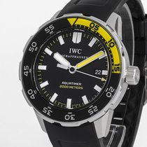 IWC Aquatimer Automatic 2000 Acero 44mm Negro Sin cifras España, Madrid