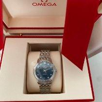 Omega De Ville Prestige Acier 27.4mm Bleu Romains France, Nice
